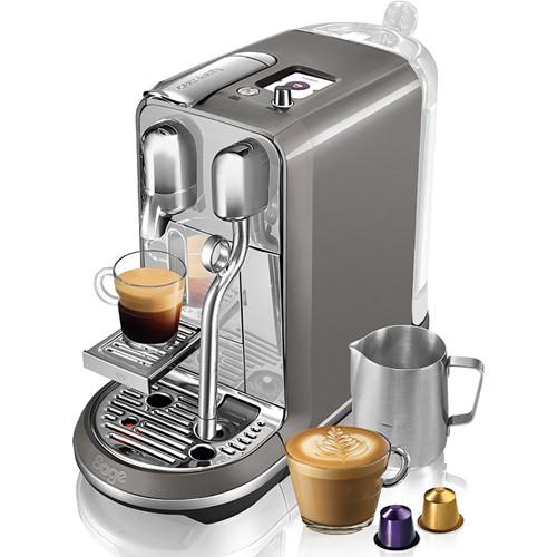 Nespresso Sage koffieapparaat Creatista Plus Zilver