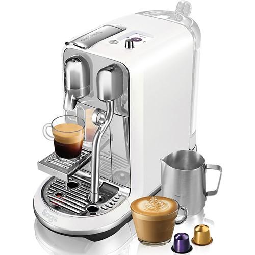 Nespresso Sage koffieapparaat Creatista Plus Wit