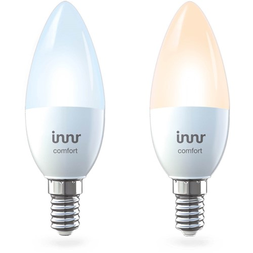 Innr LED lamp Candle E14 Comfort RB 248 Duo pack