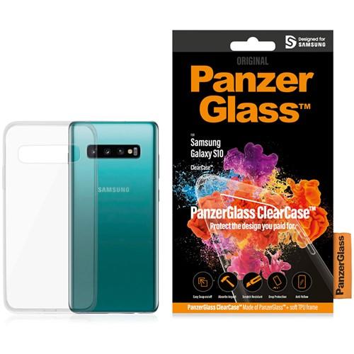 Panzerglas clearcase Samsung Galaxy S10