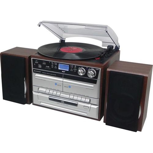 Soundmaster microset MCD5500DBR (Bruin)