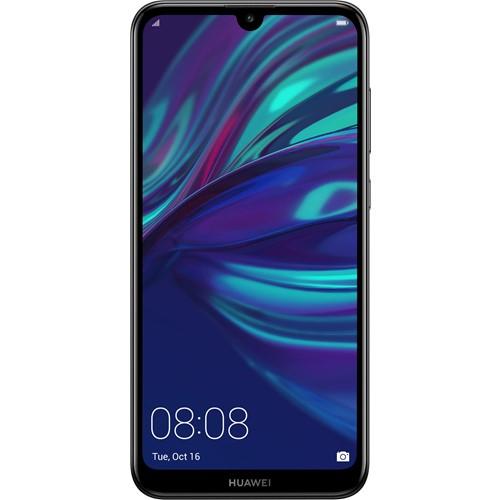 Huawei smartphone Y7 2019 Zwart