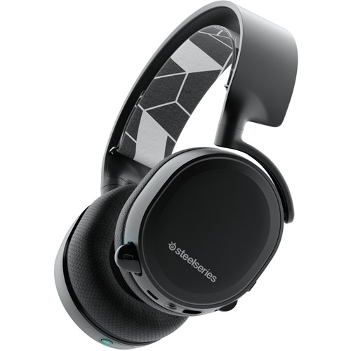 Steelseries gaming headset Arctis 3 Bluetooth 2019