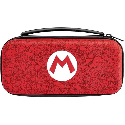 PDP Travel Case Mario Remix Nintendo Switch