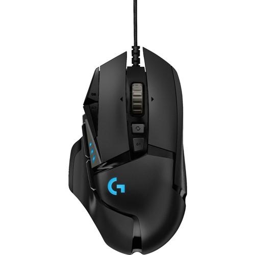 Logitech Gaming Muis G502 HERO Gaming Muis