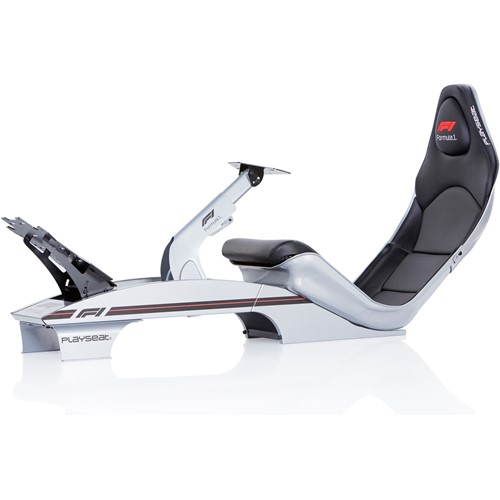 Playseat F1 Universele gamestoel Zilver