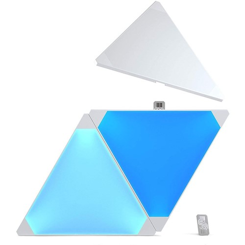Nanoleaf Light Panels uitbreidingspakket 3 panelen