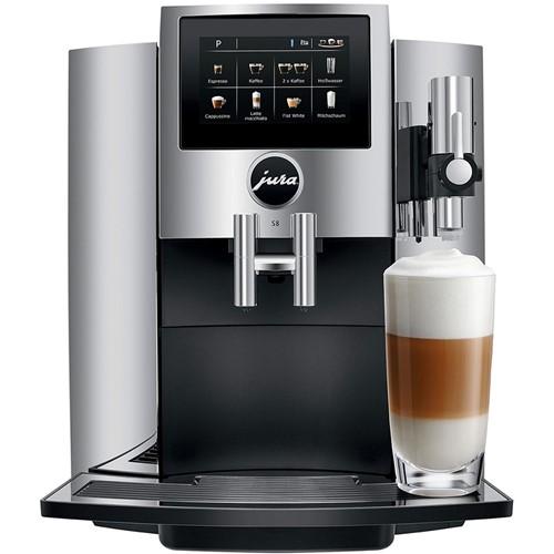 Jura espresso apparaat S8 (Chroom) - Prijsvergelijk