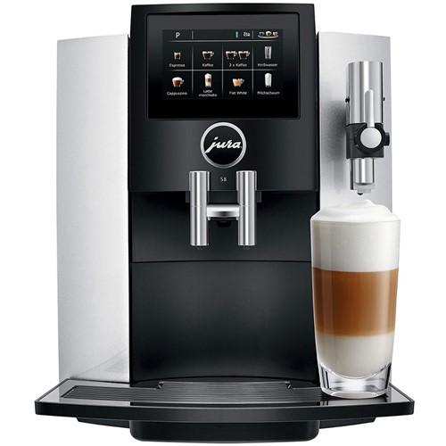 Jura espresso apparaat S8 (Zilver) - Prijsvergelijk