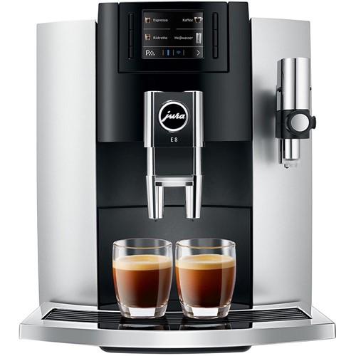 Jura espresso apparaat E8 (Platina) - Prijsvergelijk