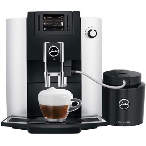 Jura espresso apparaat E6 (Platina) - Prijsvergelijk