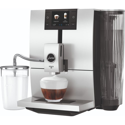 Jura espresso apparaat ENA 8 (Zwart) - Prijsvergelijk
