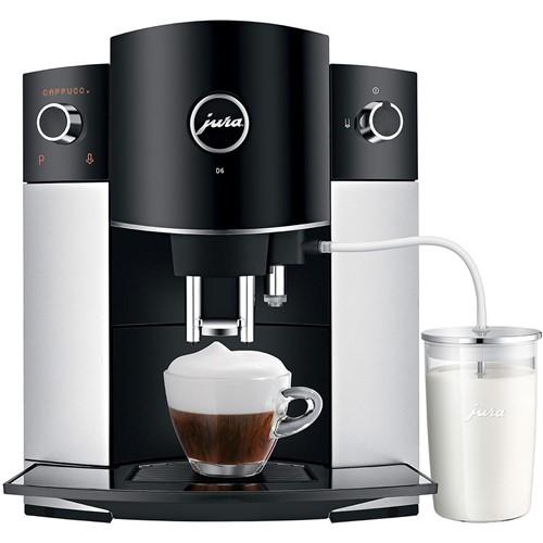 Jura espresso apparaat D6 (Platina) - Prijsvergelijk