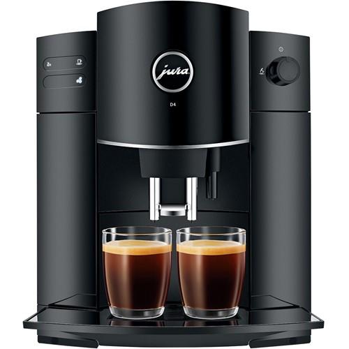 Jura espresso apparaat D4 (Zwart) - Prijsvergelijk
