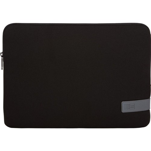 Case Logic laptop sleeve Reflect 13 inch Zwart