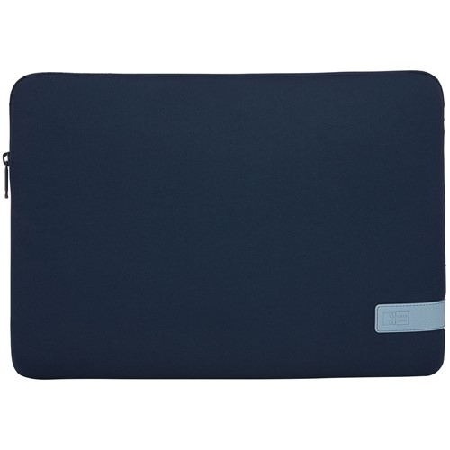 Case Logic laptop sleeve Reflect 15.6 inch Blauw