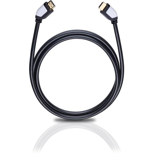 Oehlbach HDMI kabel Shape Magic High Speed 1.7 meter Zwart