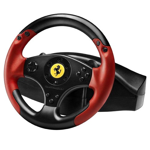 Thrustmaster Ferrari Racing Wheel Red Legend PC PS3