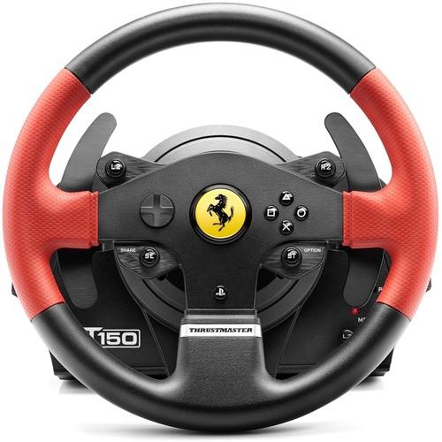 Thrustmaster T150 Ferrari Wheel Force Feedback PC PS3 PS4