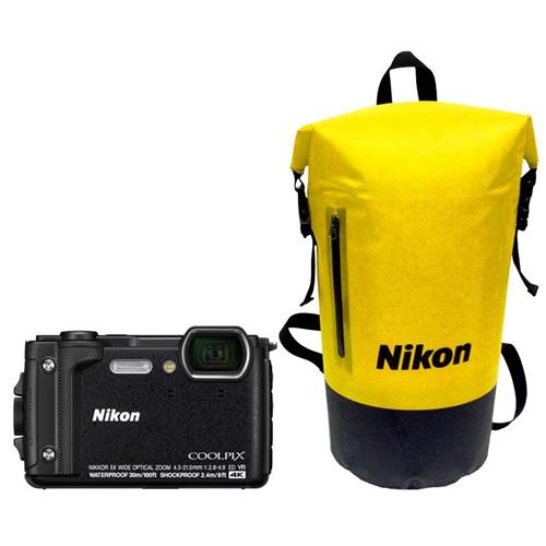 Nikon COOLPIX W300 Zwart Waterbestendige rugtas