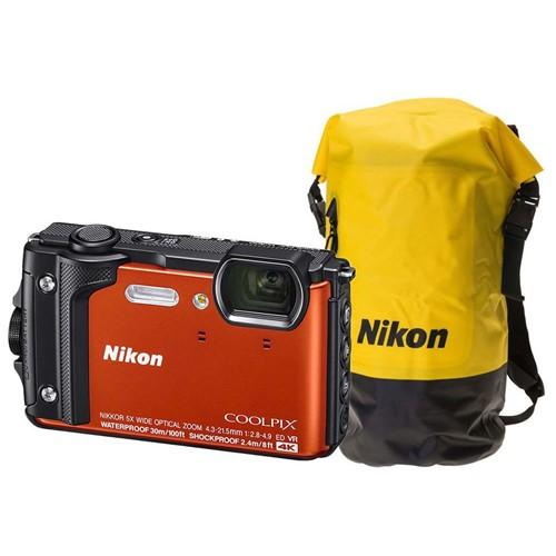 Nikon COOLPIX W300 Oranje Waterbestendige rugtas