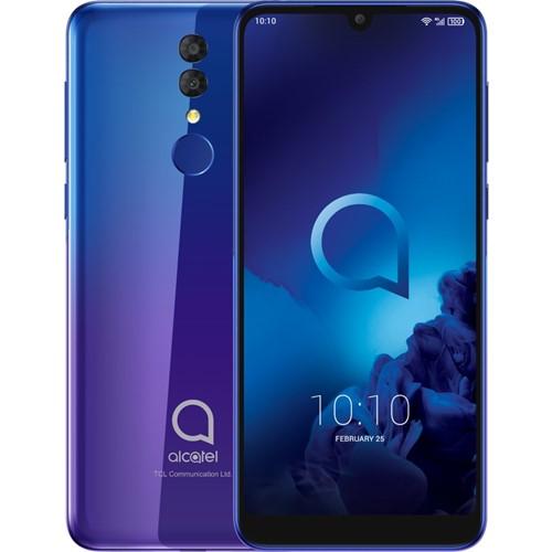 Alcatel smartphone 3 - 2019 32GB KPN (Blauw)