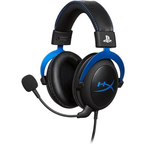 HyperX gaming headset Cloud PS4