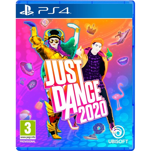 Just Dance 2020 PS4