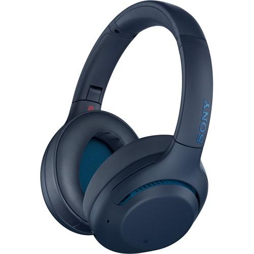 Sony draadloze hoofdtelefoon WHXB900N Blauw