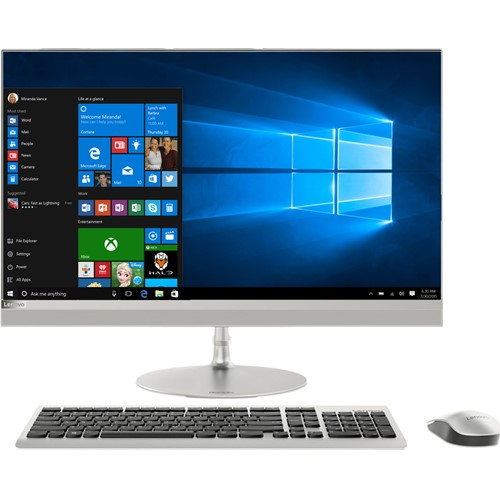 Lenovo all-in-one computer 520-27ICB i5 8GB 1128GB