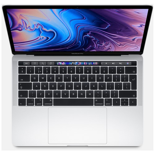 Apple MacBook Pro 13 Touch Bar 2019 i5 256 GB Zilver