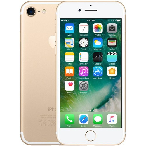 Renewd Apple iPhone 7 128 GB Goud Refurbished