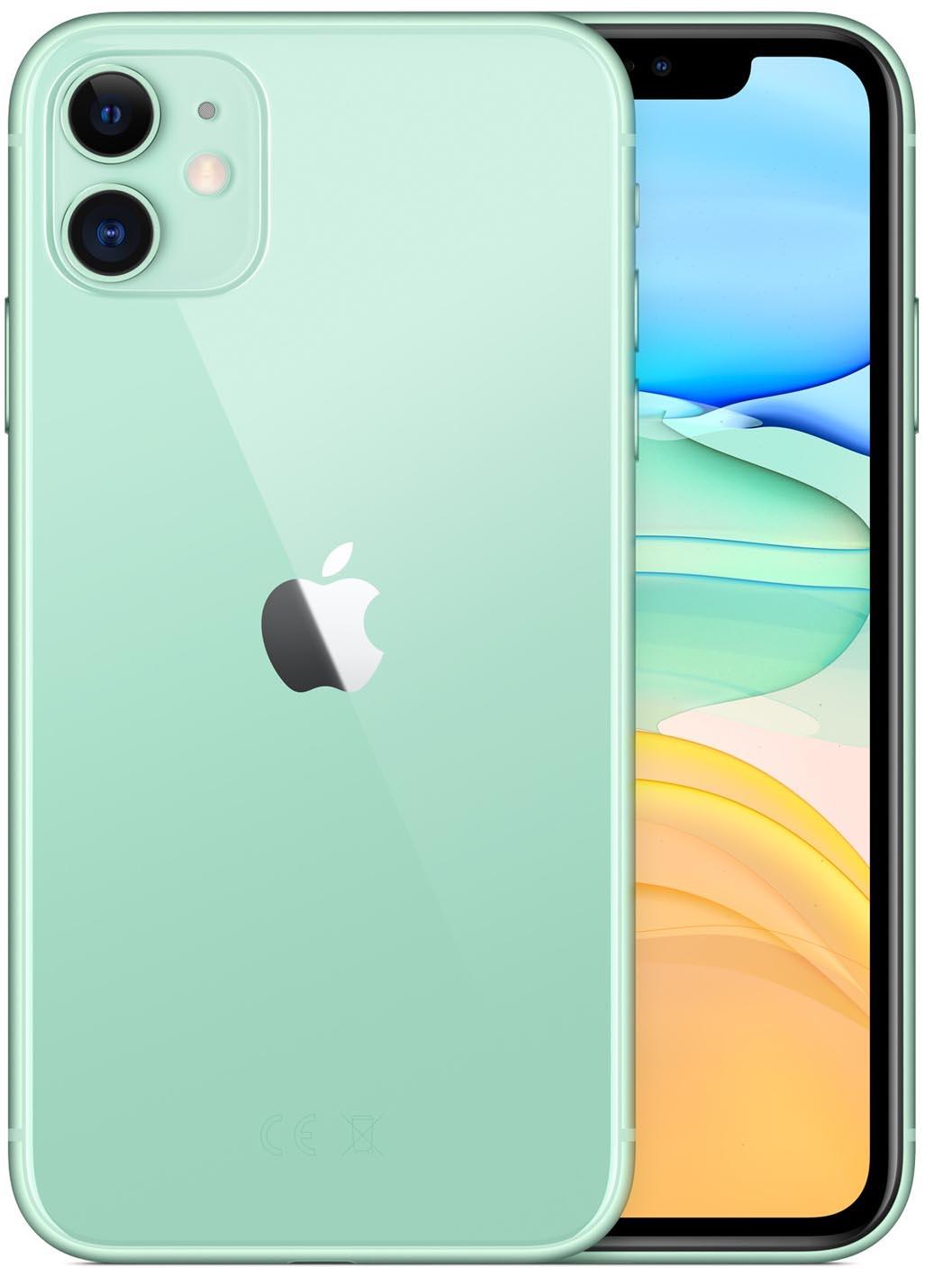 Apple iPhone 11 - 64GB (Groen)