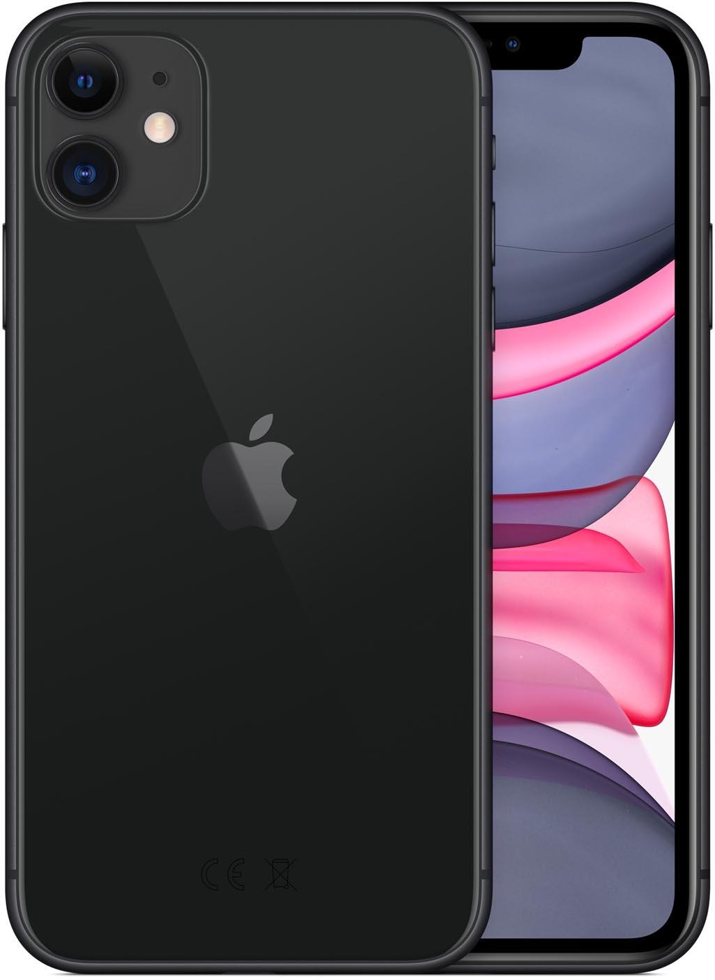 Apple iPhone 11 - 64GB (Zwart)