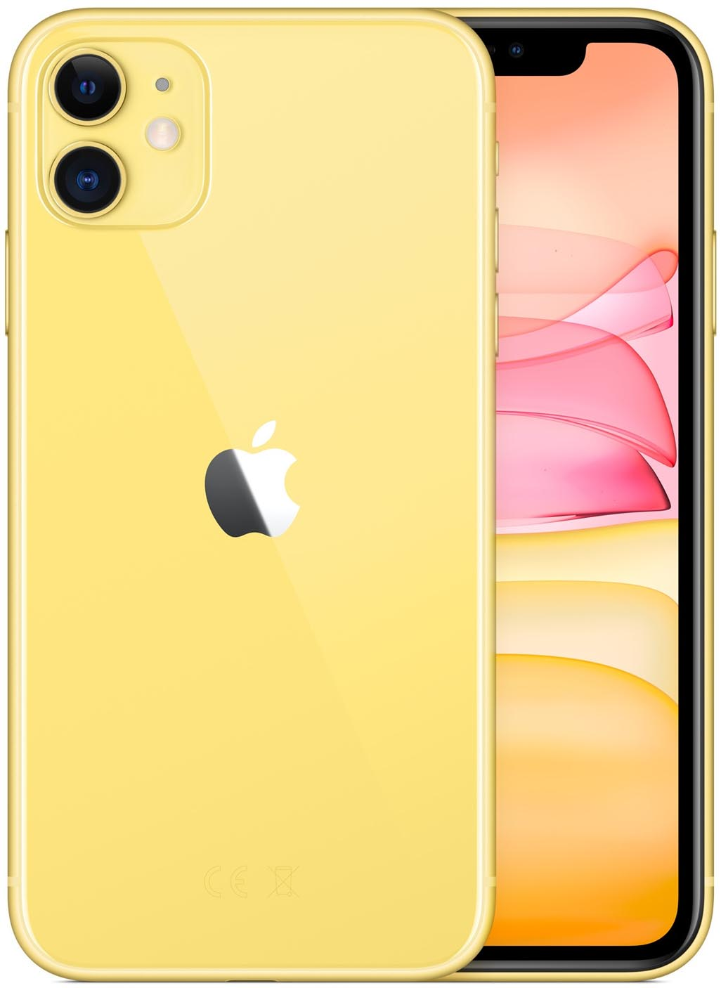 Apple iPhone 11 - 64GB (Geel)