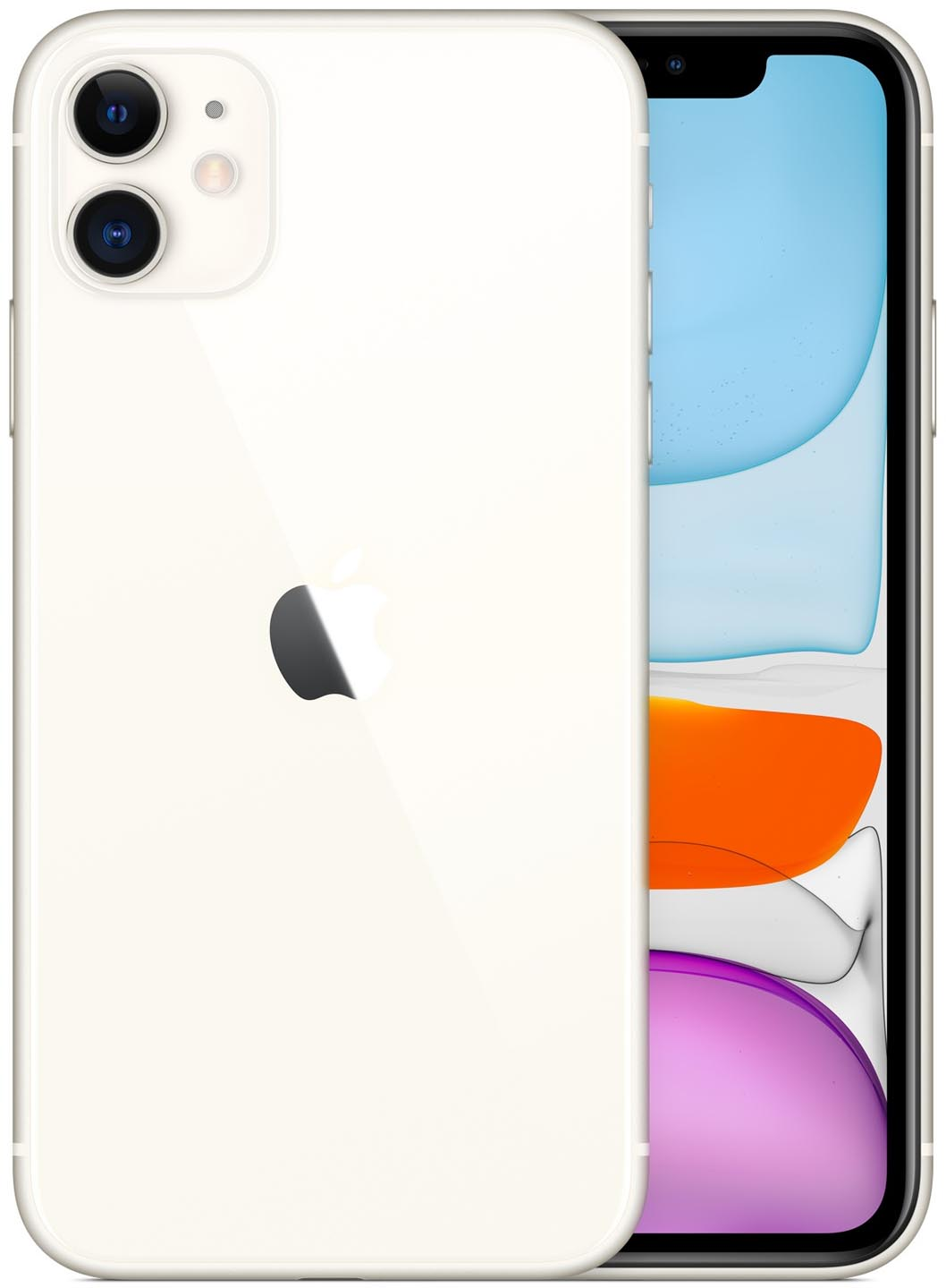 Apple iPhone 11 - 128GB (Wit)