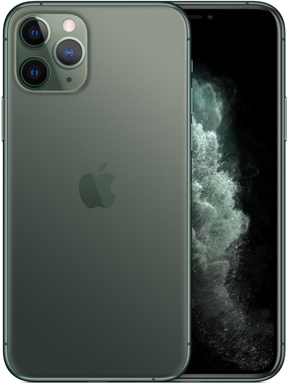 Apple iPhone 11 Pro - 64GB (Midnight Green)