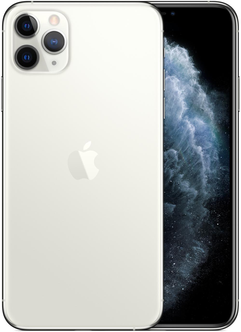 Apple iPhone 11 Pro Max - 64GB (Zilver)