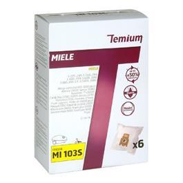 Temium stofzuigerzakken MI103S 6 stuks