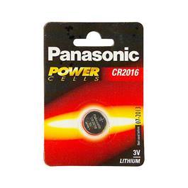 Panasonic knoopcel batterij CR2016