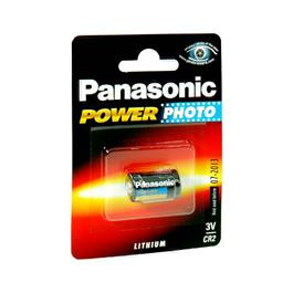 Panasonic lithium batterij CR2 1 stuk