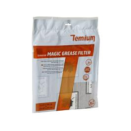 Temium universele afzuigkap filters IF125 (2x)