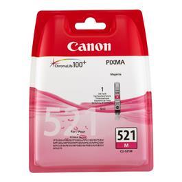 Canon cartridge CLI 521 BK magenta