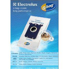 Electrolux stofzuigerzakken E201 S bag Classic 4 stuks