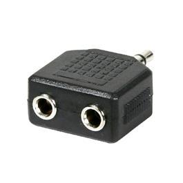 Temium 3,5 mm mini-jack splitter TAD258