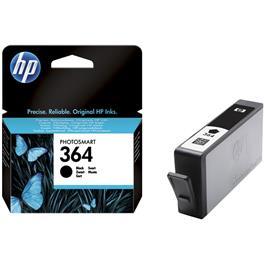 HP cartridge 364 BK zwart