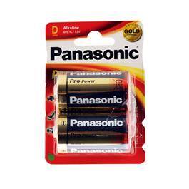 Panasonic batterijen PowerPro LR20 D 2 stuks