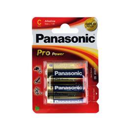 Panasonic C Cell batterij LR14PPG 2 stuks