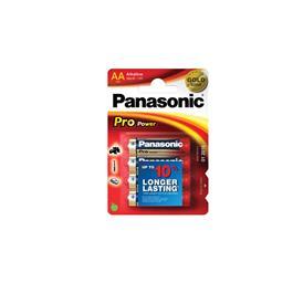 Panasonic penlight batterijen PowerPro LR06 AA 4 stuks