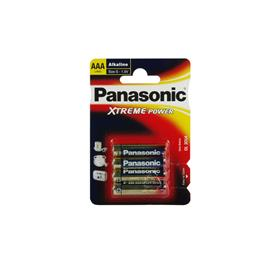 Panasonic mini penlight batterijen PowerPro LR03 AAA 4 stuks